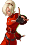 King Of Fighters 98 UM OL-Ash Crimson