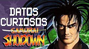 Curiosidades de Samurai Shodown - Gamer Cultur