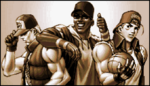 Cap team kof 98 ending by zeref ftx-d9741xq