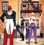 King of Fighters 97 Art 01