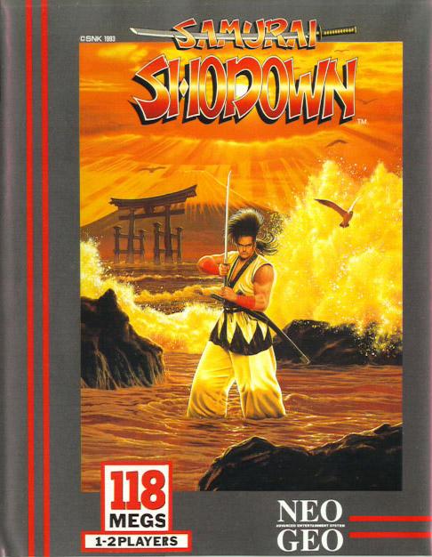 snes samurai shodown
