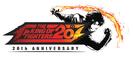 Kof 20th anniversary logo