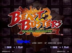 Beast Busters Second Nightmare