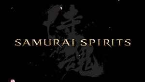 SamuraiSpirits trailerlogo
