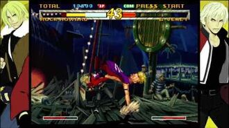 "XBLA ""餓狼 MARK OF THE WOLVES""(Garou Mark of the Wolves)"