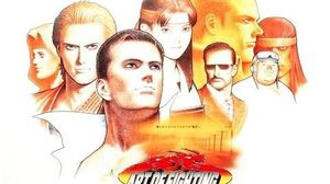 Art of Fighting 3 - All Desperation Moves Neo Geo 1080p 60 FPS