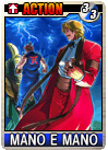 SVC Card Rugal Akuma