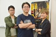 Kaito Soranaka, Nobuyuki Kuroki, Yumi Saji (20190625)
