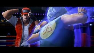 THE KING OF FIGHTERS DESTINY – Episode 12