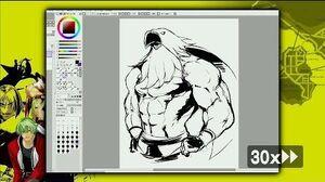 Illustration Process- TONKO
