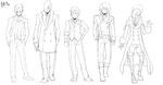 Falcoon-SNK Online Shop Story characters3
