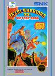 Ikari warriors ii victory road - nes cover