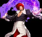 KOFDestiny Iori Flame3