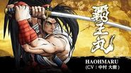 HAOHMARU SAMURAI SHODOWN SAMURAI SPIRITS - Character Trailer (Japan Asia)