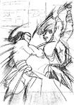 Shiroi Eiji-Haohmaru and Genjuro