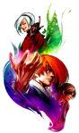 KOF11 Ash Kyo Iori