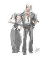 Falcoon-Xiangfei and Rick