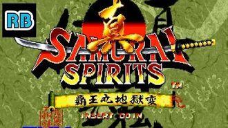 1994 60fps Shin Samurai Spirits DEMO