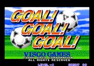 Goal! Goal! Goal! screen