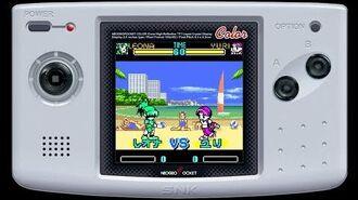 Nintendo Switch SNK GALS' FIGHTERS – プレイ映像【レオナ vs. ユリ・サカザキ】