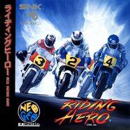 Riding Hero JP Neo Geo CD cover