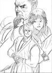 AOF2-Kyokugen Karate-3
