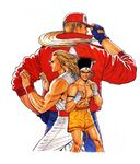 Fatal Fury-Terry.Andy.Joe