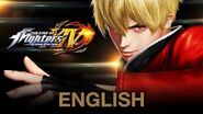 KOF XIV STEAM EDITION –Trailer ENGLISH