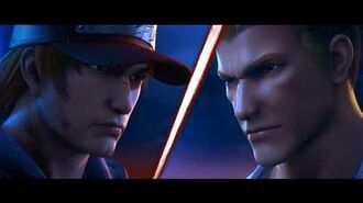 THE KING OF FIGHTERS DESTINY – Episode 14
