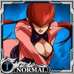 KOF X Fatal Fury-Shermie 1