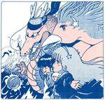 Athena and Kensou