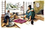 SamuraiShodownIII-promo-Haohmaru-Genjuro-Nicotine