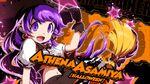 YouAreTheHero-Athena Halloween