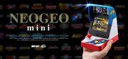 Neo Geo Mini promo