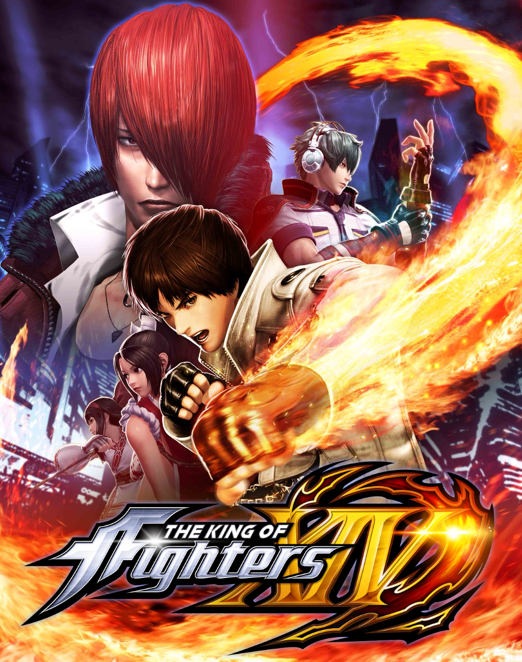 The King Of Fighters Xiv Snk Wiki Fandom