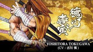 YOSHITORA TOKUGAWA -- SAMURAI SHODOWN - SAMURAI SPIRITS - Character Trailer (Japan - Asia)