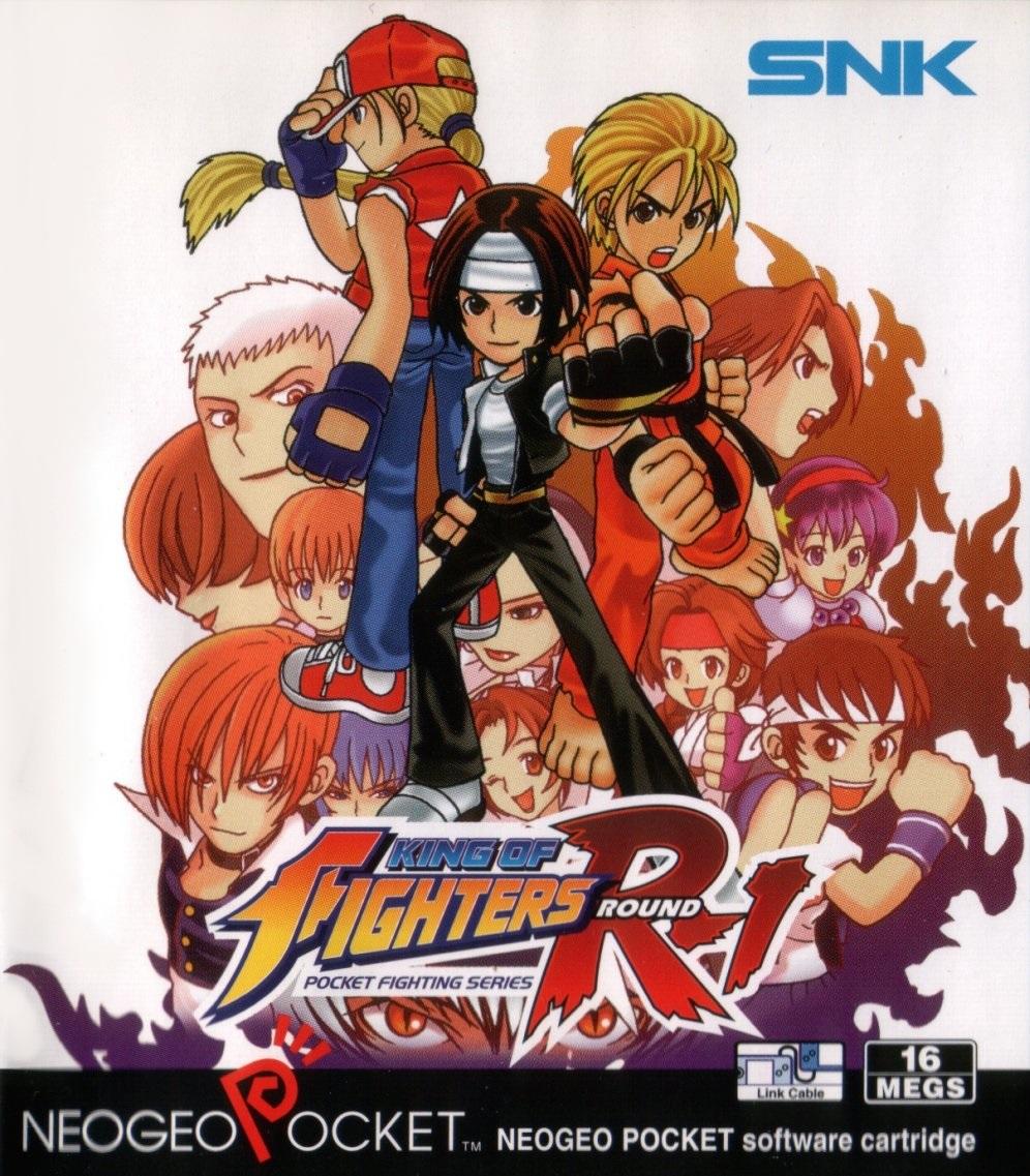 King Of Fighters R 1 Snk Wiki Fandom