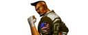 King of fighters 94 rebout heavy d by hes6789-d8xwy5j