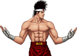 KOF98 Joe Win