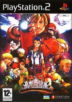 Neo Geo Battle Coliseum