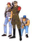 KOF '95 Ikari Team