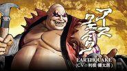 EARTHQUAKE SAMURAI SHODOWN SAMURAI SPIRITS - Character Trailer (Japan Asia)