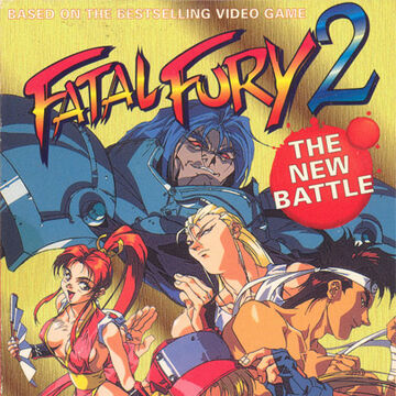 Fatal Fury 2 The New Battle Snk Wiki Fandom