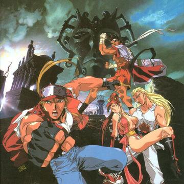 Fatal Fury The Motion Picture Snk Wiki Fandom