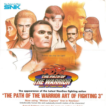 Art Of Fighting 3 Snk Wiki Fandom