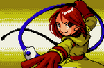 SNK Gals Fighters Whip