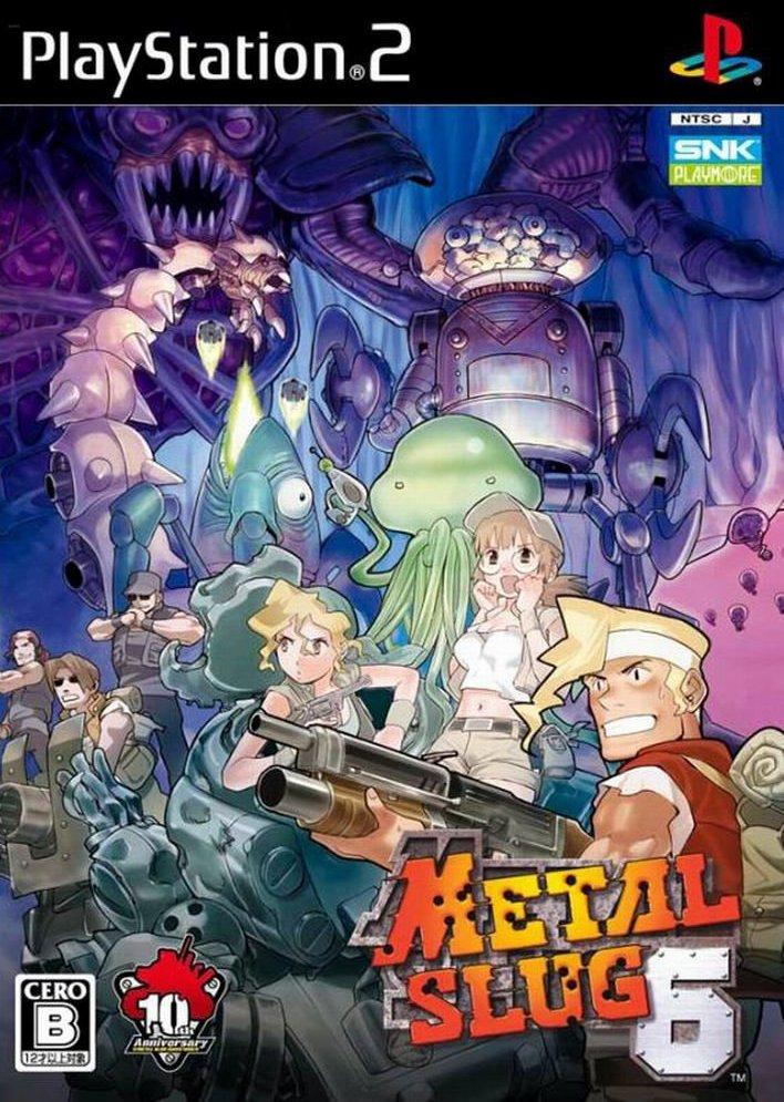Metal Slug 6 | SNK Wiki | FANDOM powered by Wikia