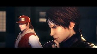 THE KING OF FIGHTERS DESTINY – Episode 9