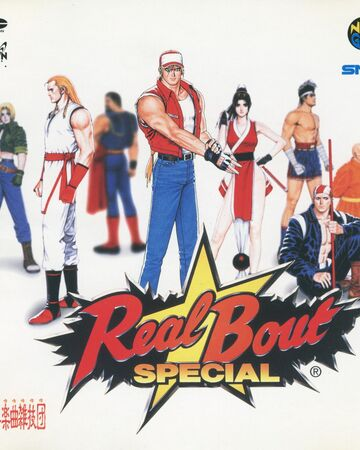 Real Bout Fatal Fury Special Snk Wiki Fandom