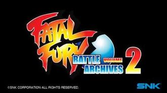 FATAL FURY BATTLE ARCHIVES VOL2 - Gameplay Trailer US
